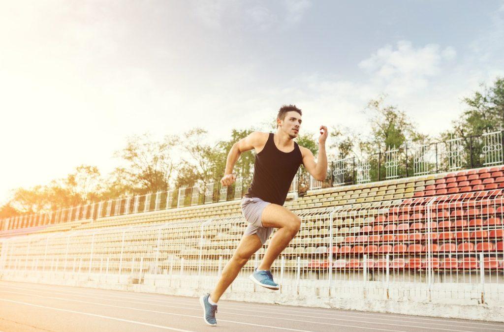 Echauffement avant une compétition ( course à pied ) ou une séance de fractionné